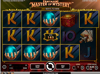 Fantasini: Master Of Mystery 4