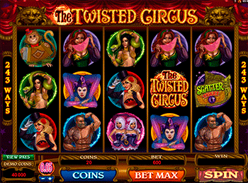 The Twisted Circus 5