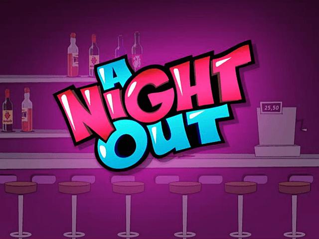 A Night Out от Playtech для игры в казино с бонусом